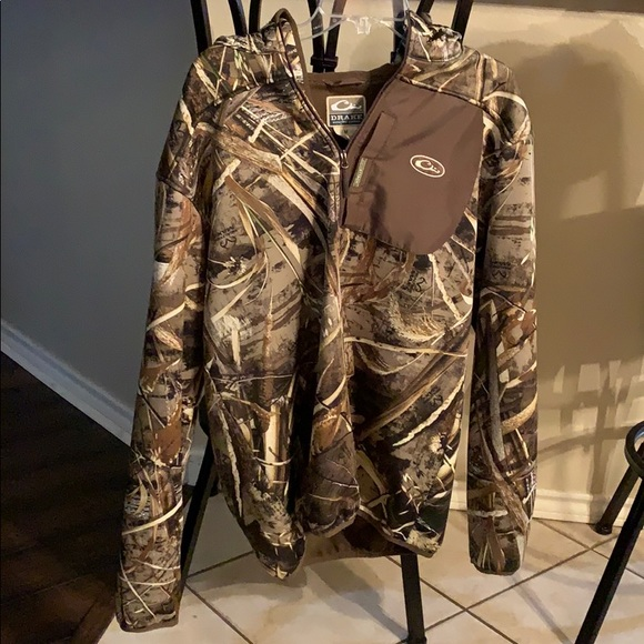 4647e42f5569b Shirts | Mens Medium Drake Camo Hoodie | Poshmark